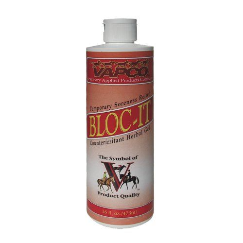 VAPCO BLOC16 It Counterirritant Herbal Gel 16 oz >>> Continue to the product at the image link.Note:It is affiliate link to Amazon.