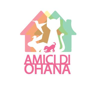 #logo #ohana #amici #home #house #homie #animals #dog #cat #bird #rabbit
