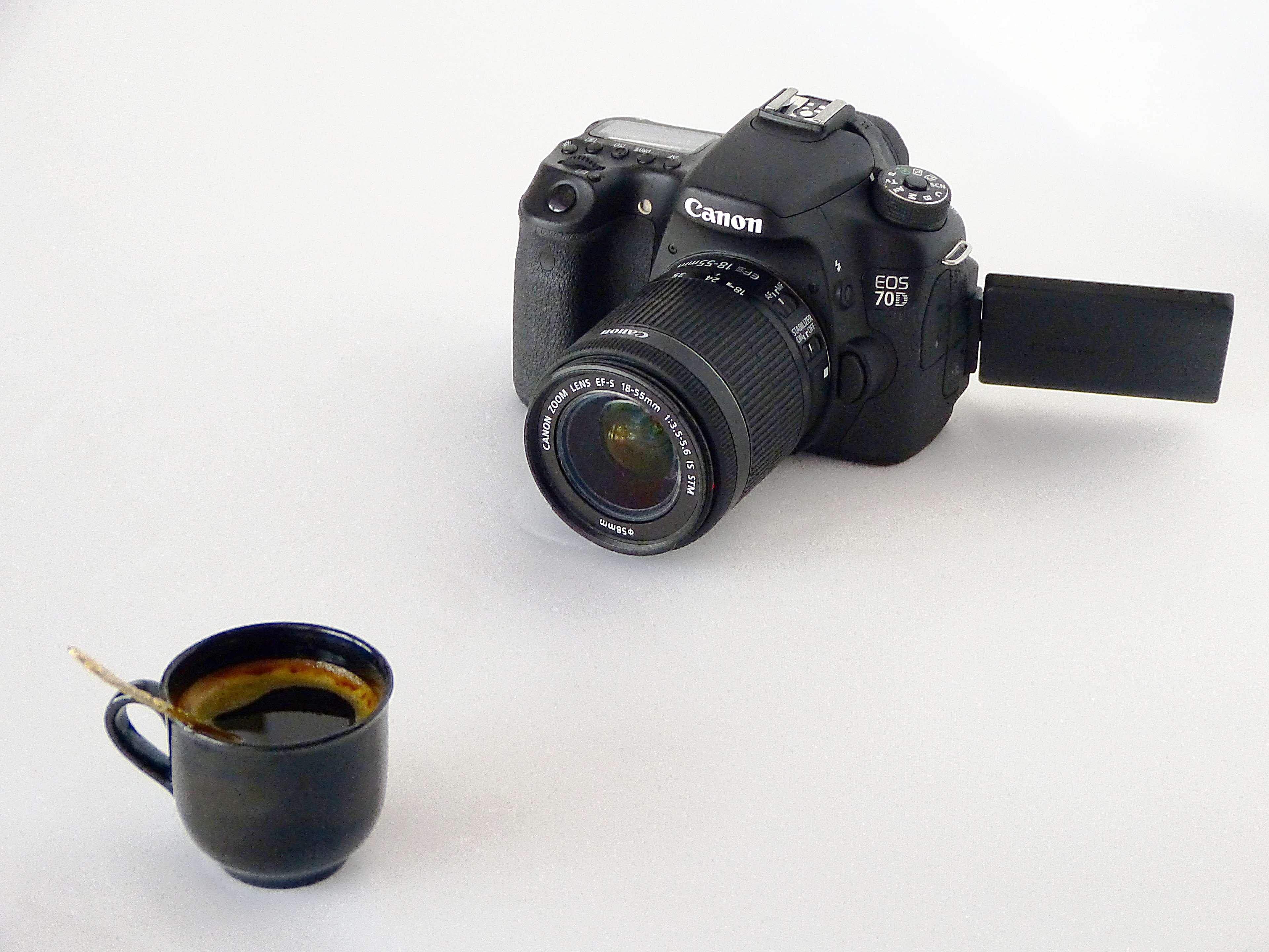 camera #canon #coffee #cup #dslr #mug #photography | wallpapers and ...