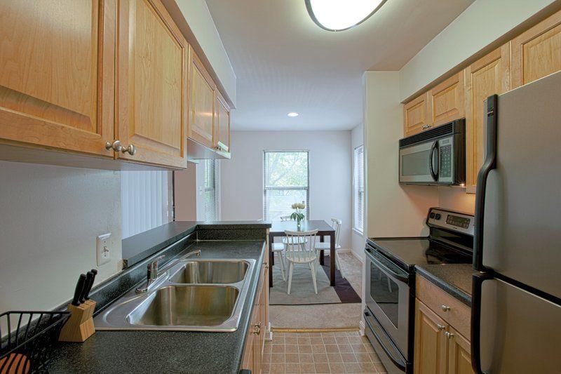 Updated kitchen, new appliances