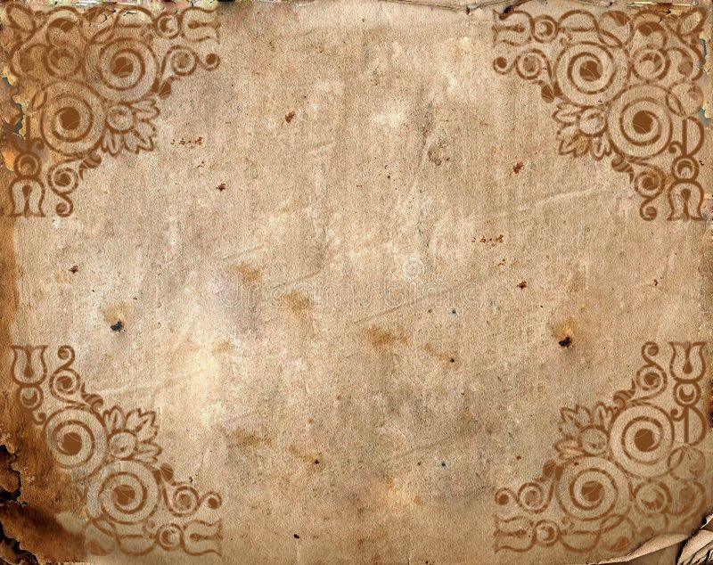 Photo About Vintage Background Old Paper Victorian Style Design Illustration Of Classic Grunge Drawi Vintage Paper Printable Background Vintage Old Paper