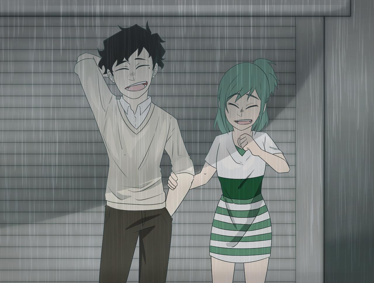 A Younger Hisashi And Inko Midoriya Cute Anime Character Hero Hero Academia Characters