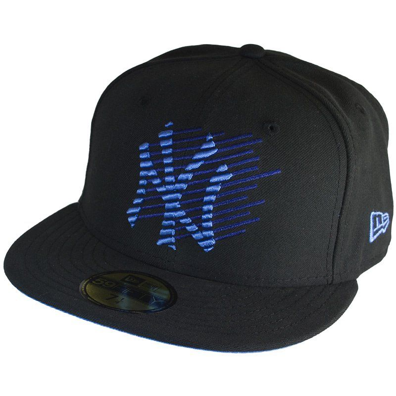 New Era Cap Speedstream NY Yankees black/blue