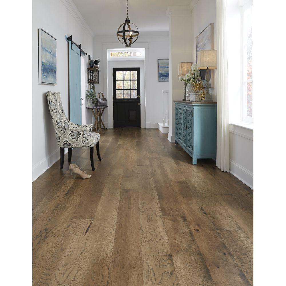 Foundry Hickory Weathered Natural 1 2 Engineered Wood Floors Hardwood Plank Flooring Engineered Hardwood