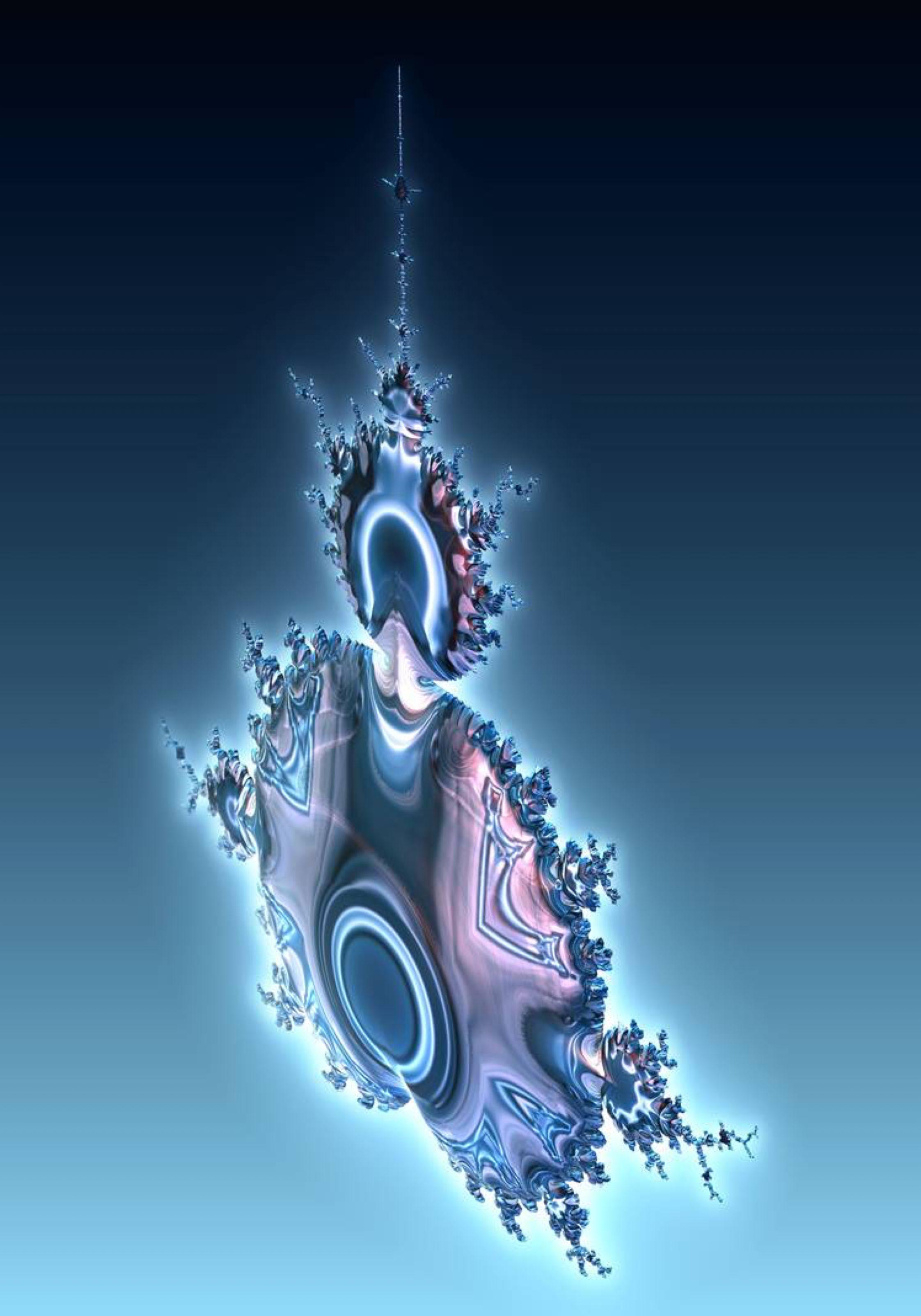3D Mandelbrot Set - Bulbic Dream {by Metafractals on DeviantArt ...