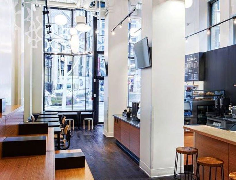 Indie Coffee Shops to Perch & Work Boston (With images