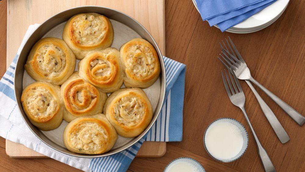 Ranch Chicken Rollup Bake Recipe Food recipes, Food