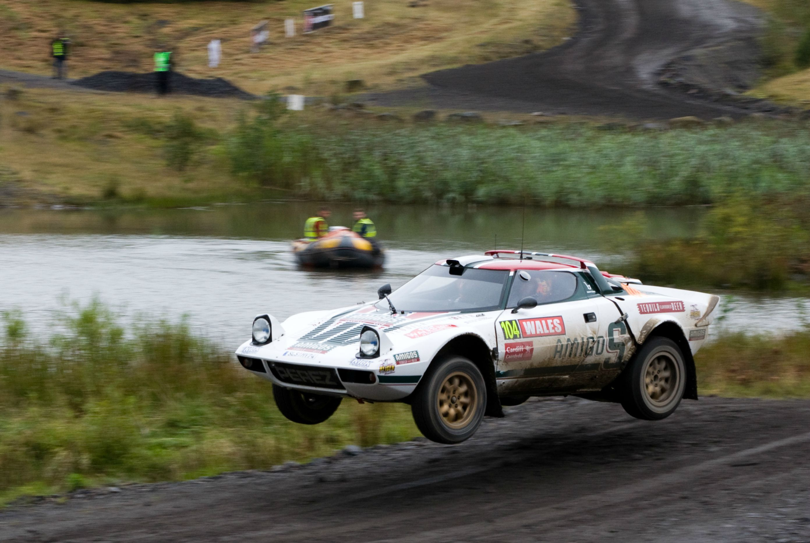Steve perez lancia stratos walters arena rally gb national b only the best car ever made vanachro Images