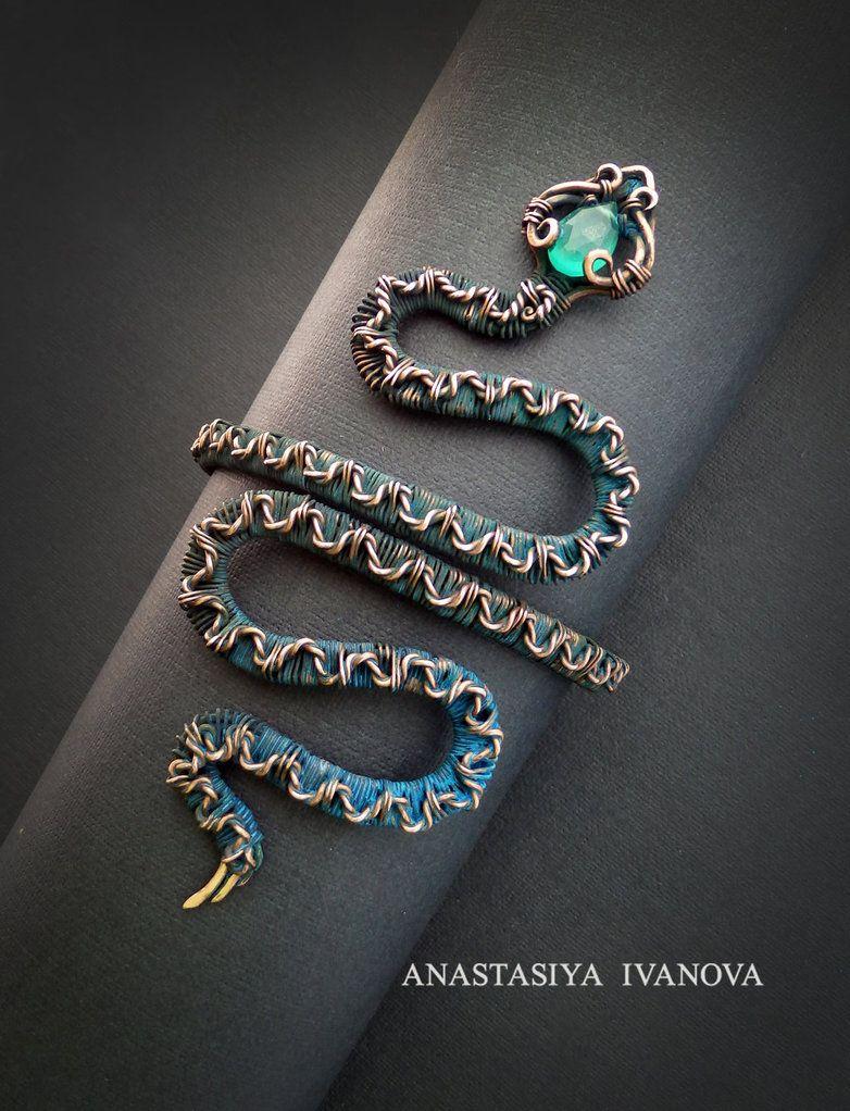 snake by nastya-iv83.deviantart.com on @DeviantArt | My style ...