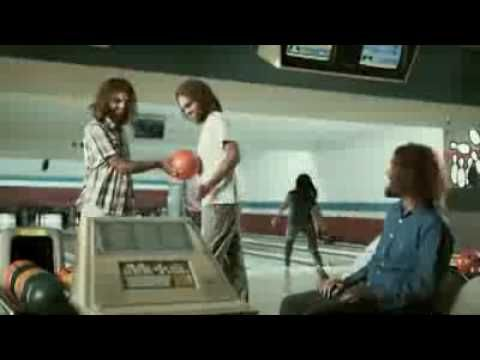 New Geico Caveman Bowling Commercial 3 Doors Down Let Me Be Myself