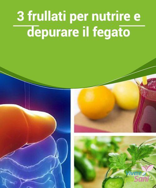dieta liquida per disintossicare il fegato