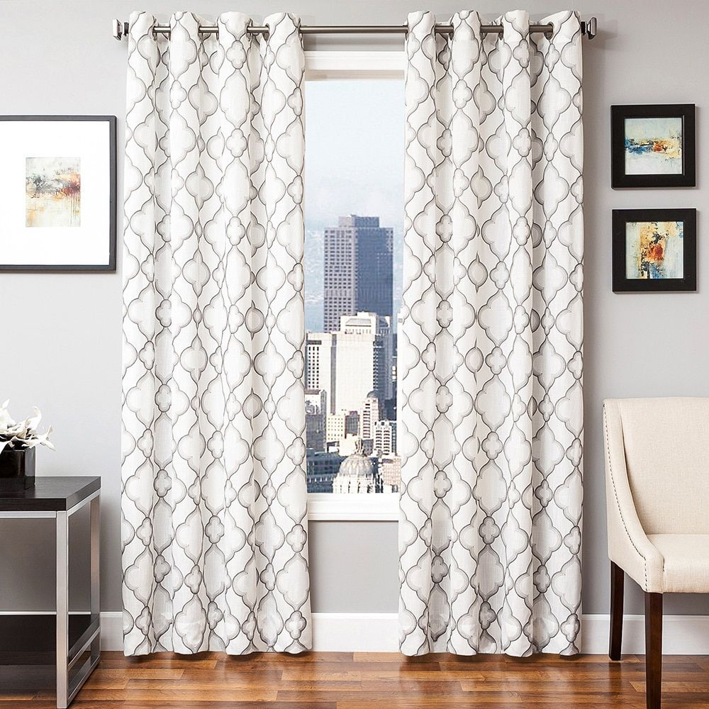 95 Inches96 InchesGrommet Curtains Accentuate The Rooms In Your Home With