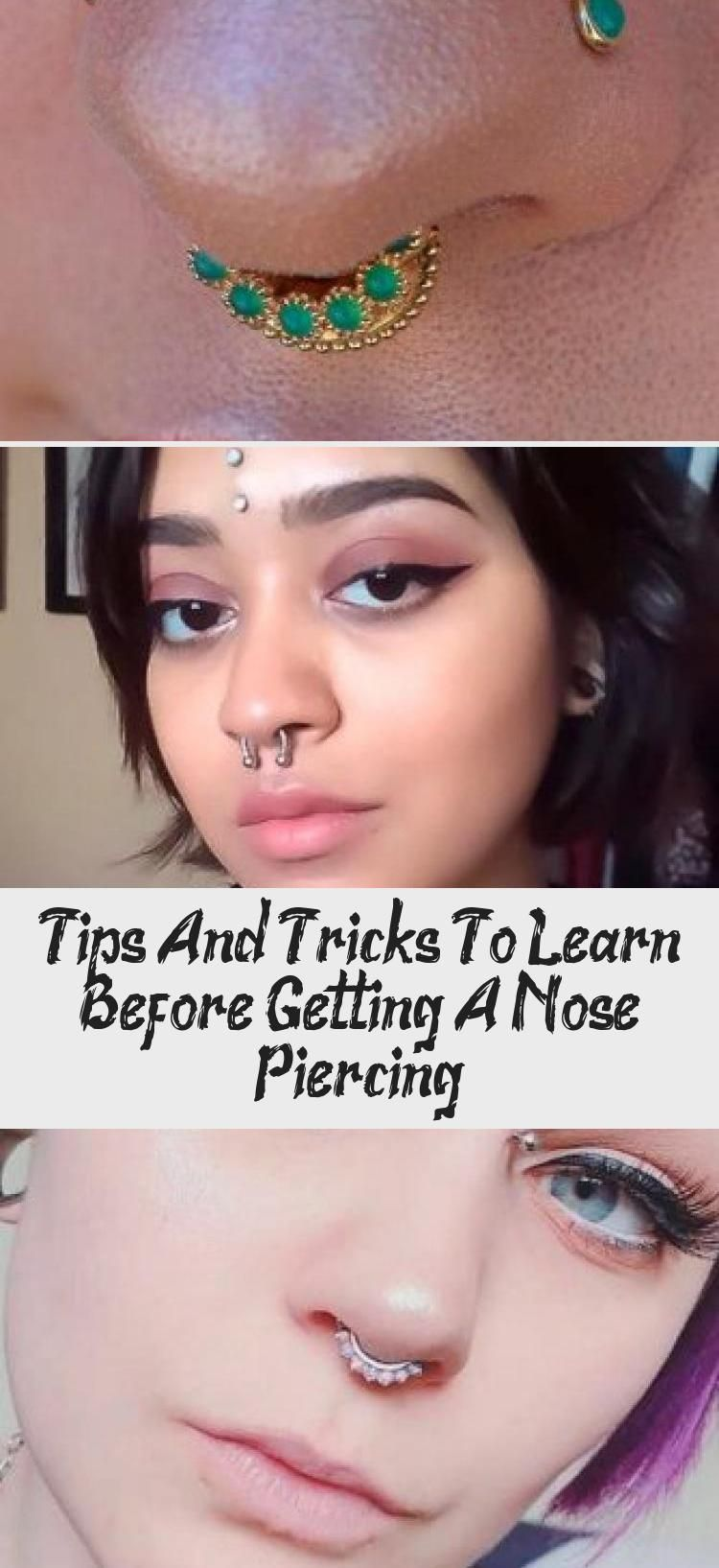 Photo of Tips and tricks you should learn before you get a nose piercing. …