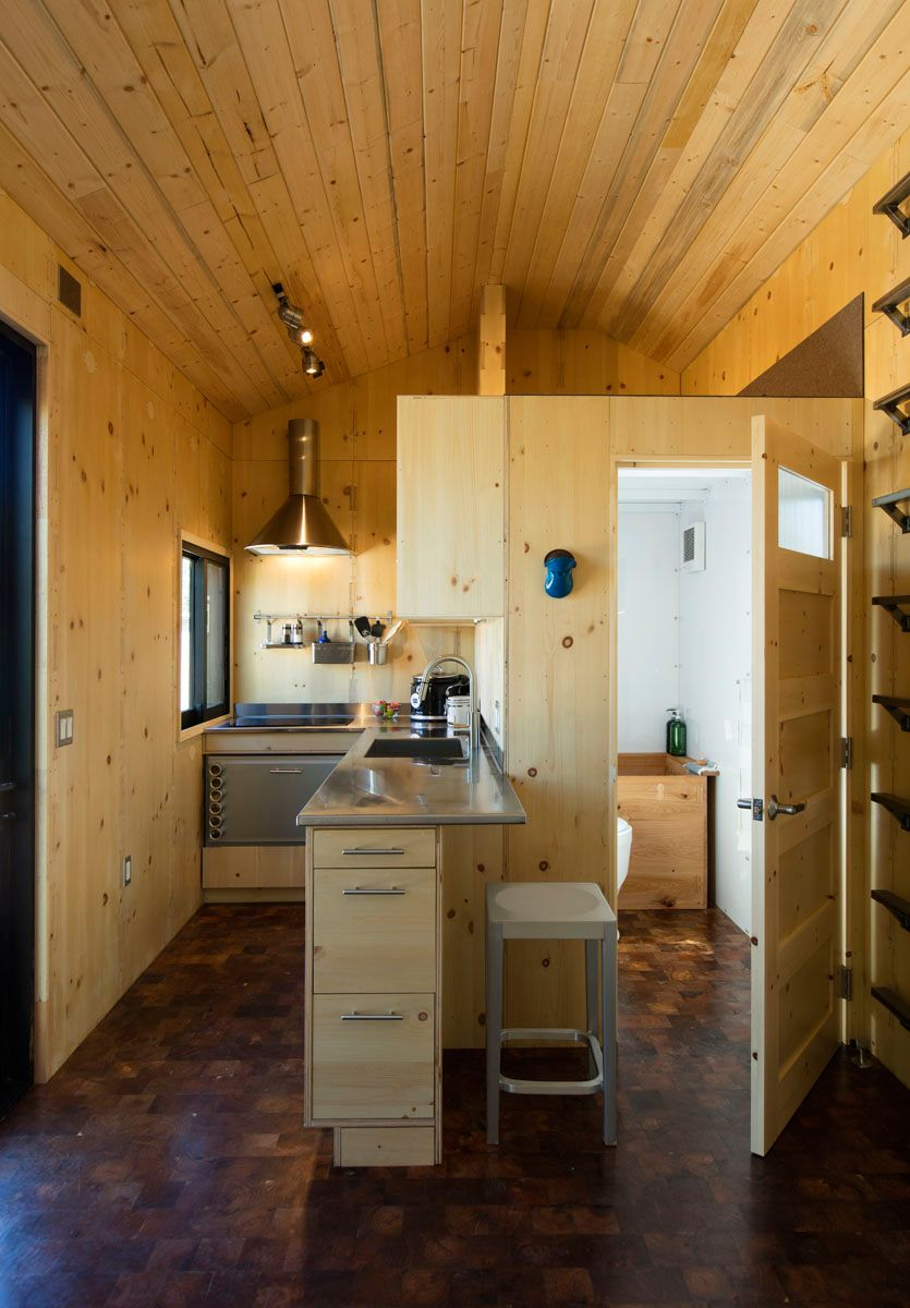 saltbox by extraordinary structures tiny houses pinterest