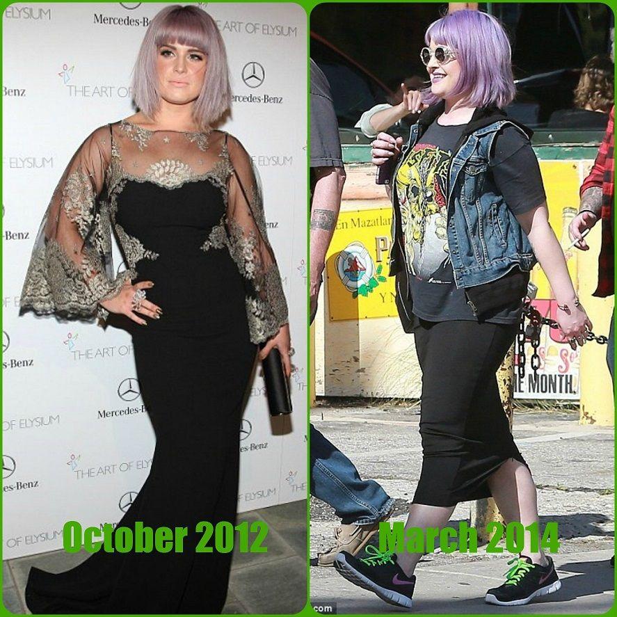 Kelly Osbourne has put herself in 'food rehab' after ...Kelly Osbourne Weight Loss Diet