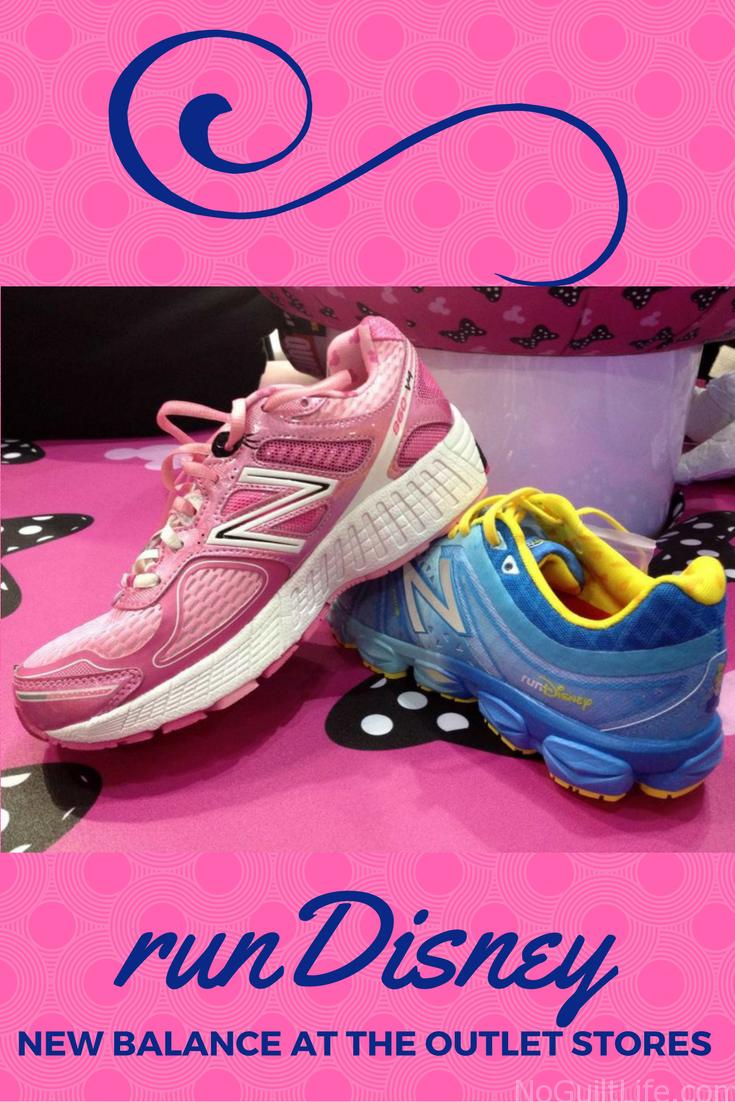 runDisney New Balance Shoes | Run