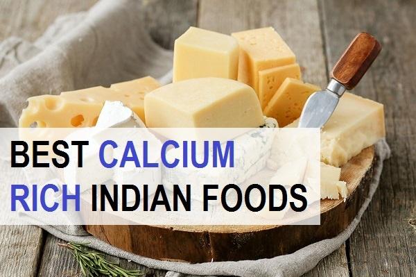 14 Best Calcium Rich Foods in India (Vegetarian) Food