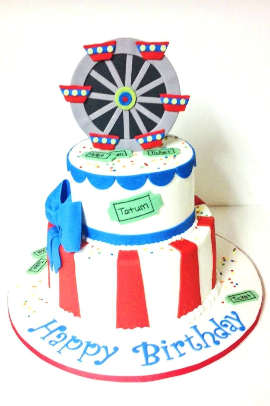 25 Beautiful Picture Of Birthday Cakes Atlanta Custom
