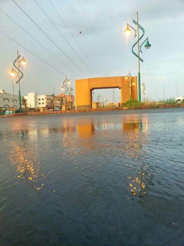 خميس مشيط Canal Structures