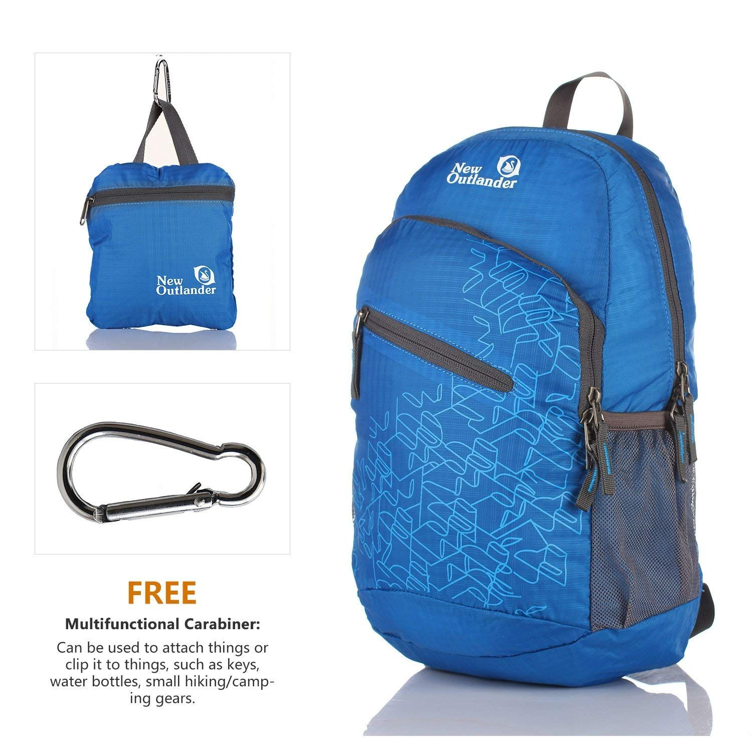 eb20d5ca2c18 Amazon.com : Outlander Ultra Lightweight Packable Water Resistant ...