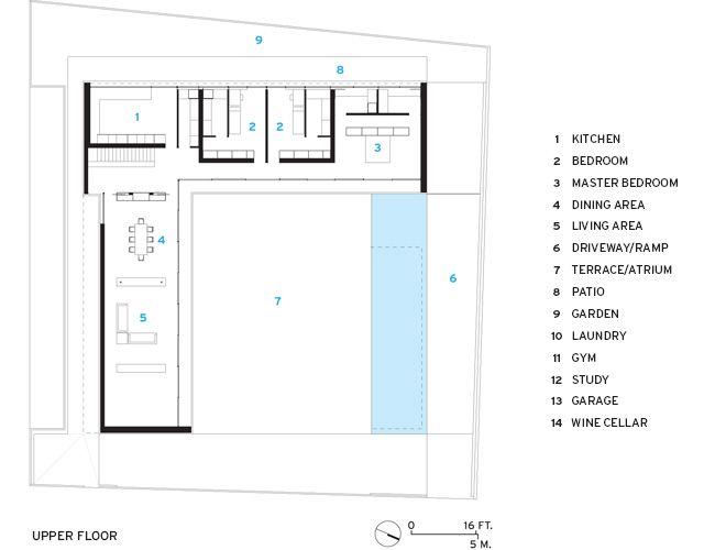 Atrium House Atrium House House Design Design