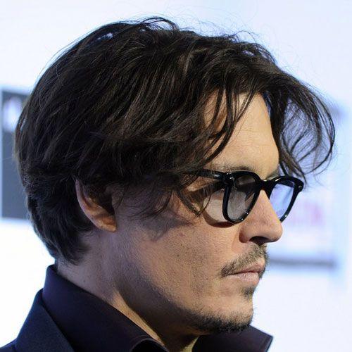 Johnny Depp Hairstyles Men S Hairstyles Haircuts 2020 Johnny Depp Hairstyle Long Hair Styles Men Short Hair Styles