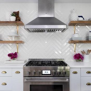 Large White Herringbone Kitchen Backsplash Tiles Design Ideas Kitchen Backsplash Tile Designs Herringbone Tiles Kitchen Kitchen Tiles Backsplash