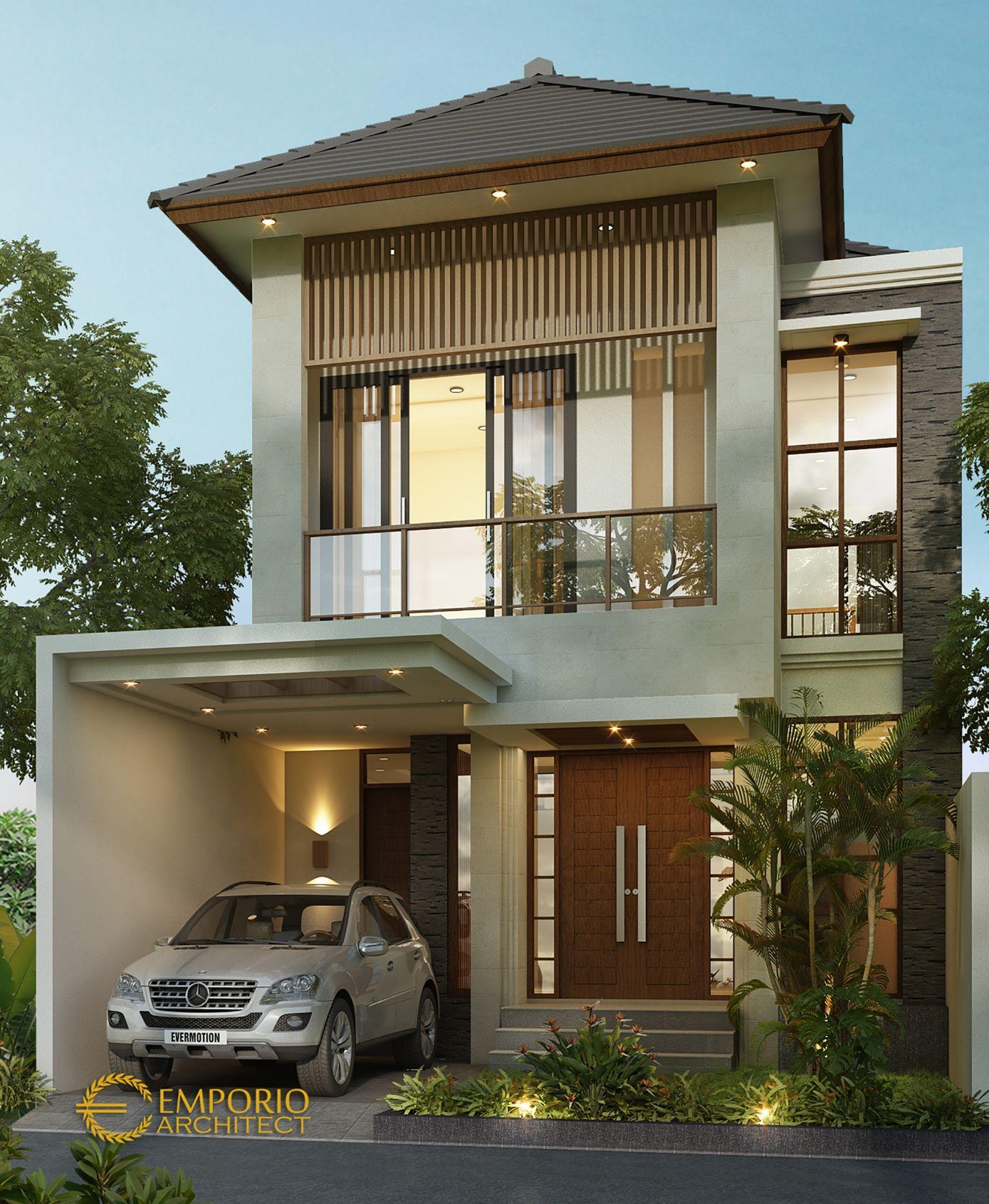 Jasa Arsitek Jakarta Desain Rumah Bapak Utomo Jasa Arsitek Desain Rumah Berkualitas Desain Villa Bali Modern Tropis Profesion Rumah Desain Rumah Rumah Modern