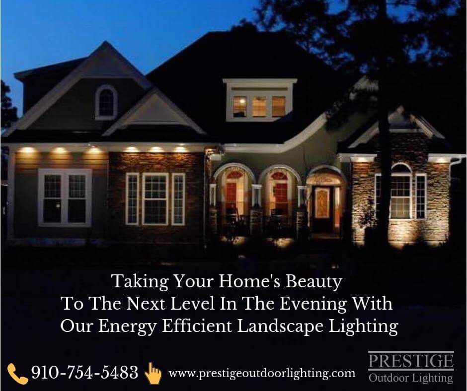 We Will Match Any Other Deal You Find From Our Competitors In The Wilmington Or Myrtle Beach Areas Landscape Lighting Home Lighting Light Installation