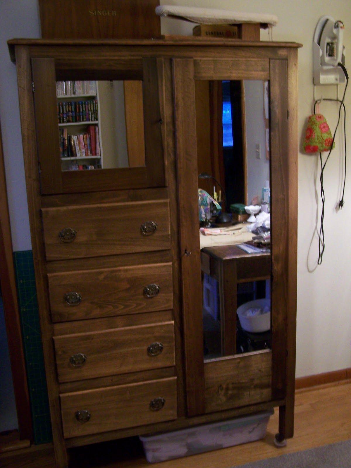 Good Looking Bedroom Furniture Design Using Antique Chifferobe With Mirror  : Handsome Bedroom Furniture Design Ideas Using Solid Wood Wardrobe  Chifferobe ... - Chifferobe 1930 - Google Search COUNTRY/FARMHOUSE/VINTAGE/RETRO