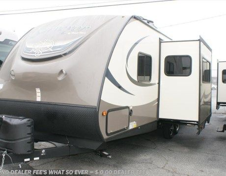4x4tsvz2xgl027735 2016 Forest River Surveyor 243rbs For Sale In