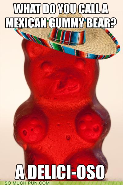 Ursus V Them Spanish Jokes Gummy Bears Funny Puns