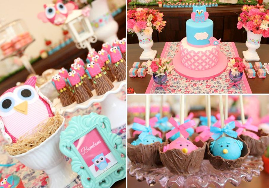 first birthday party ideas for girl Sophias first birthday