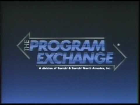 The Program Exchange Logo (1993) - YouTube