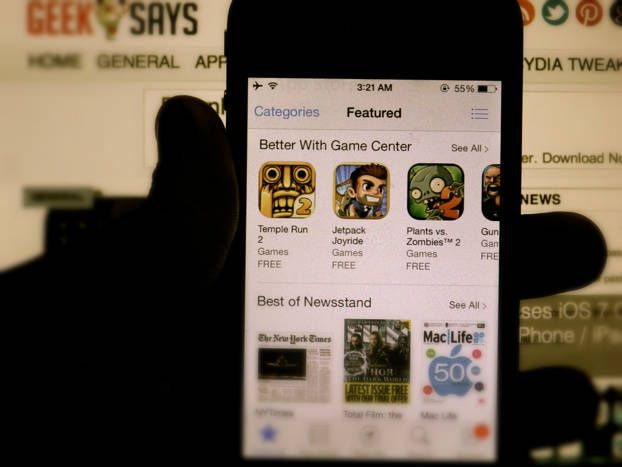How To Fix App Store / iTunes Store Crash On iOS 7