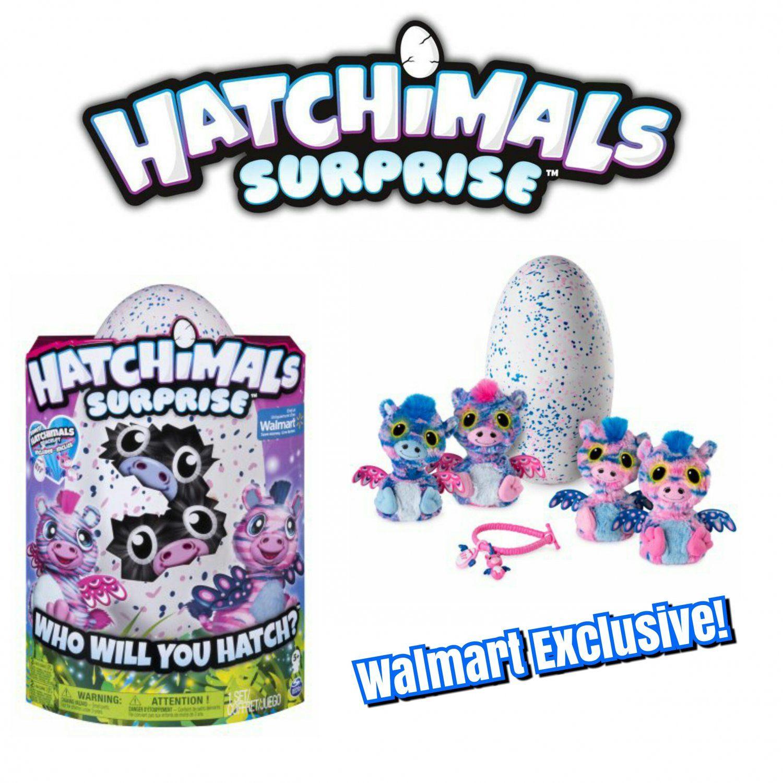 Hatchimals Surprise Zuffin Hatching Egg W Surprise Twin By