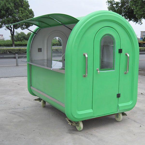 green food cart - Sök på Google   Trailers   Pinterest   Cabañas ...