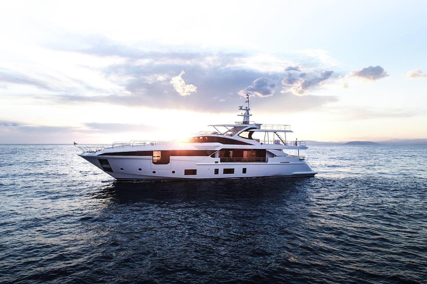 Azimut Yachts unveils more details of Grande 35m