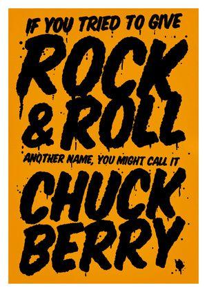 Chuck Berry Is The True King Of Rock Roll My Music John