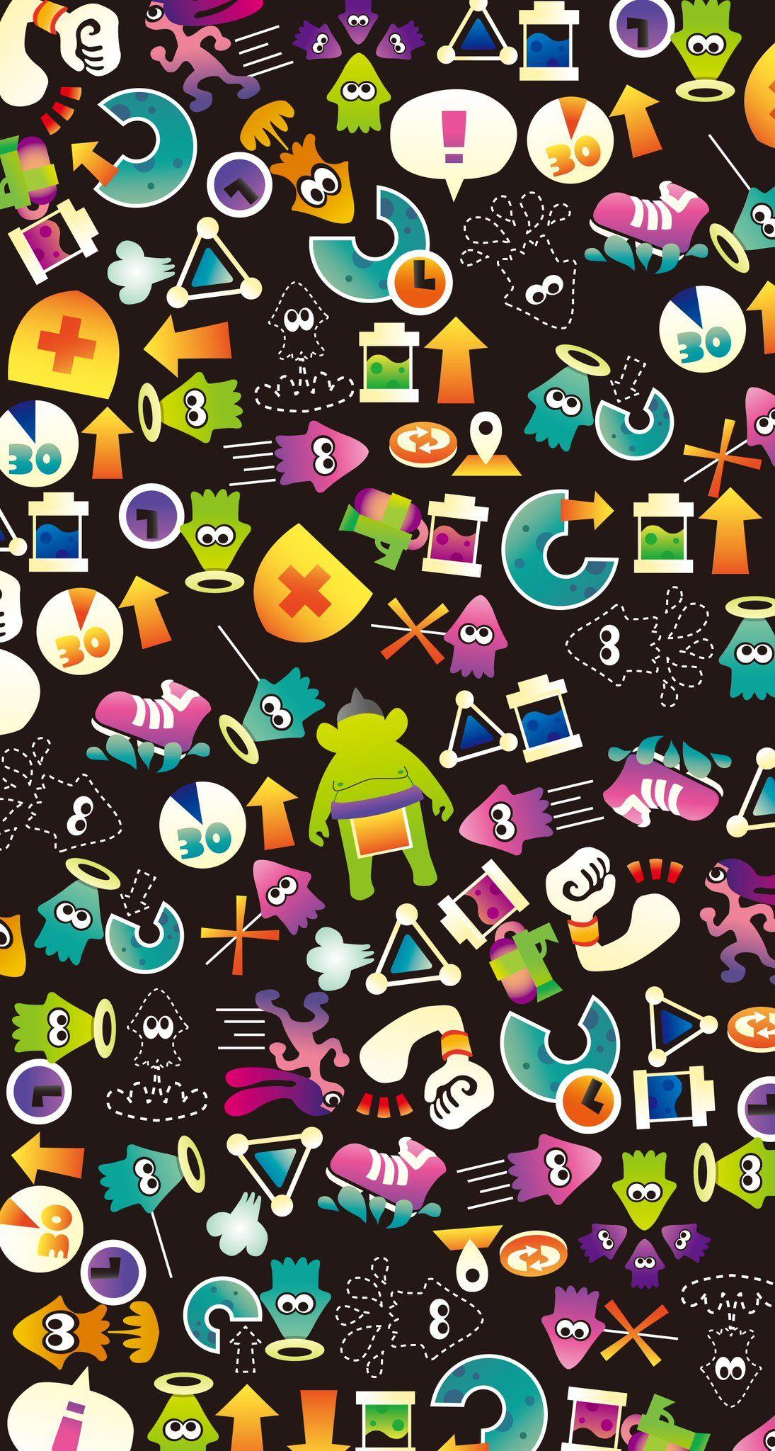 Iphone 壁紙 おしゃれまとめの人気アイデア Pinterest 未来 乙益 ゲーム 壁紙 ゲームアート スプラトゥーン 壁紙