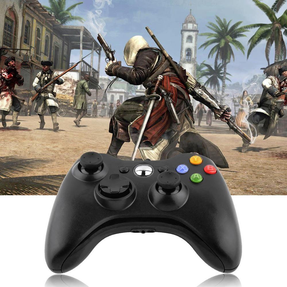 Usb kabel Joypad Controller untuk Microsoft untuk Xbox & ramping 360 ...