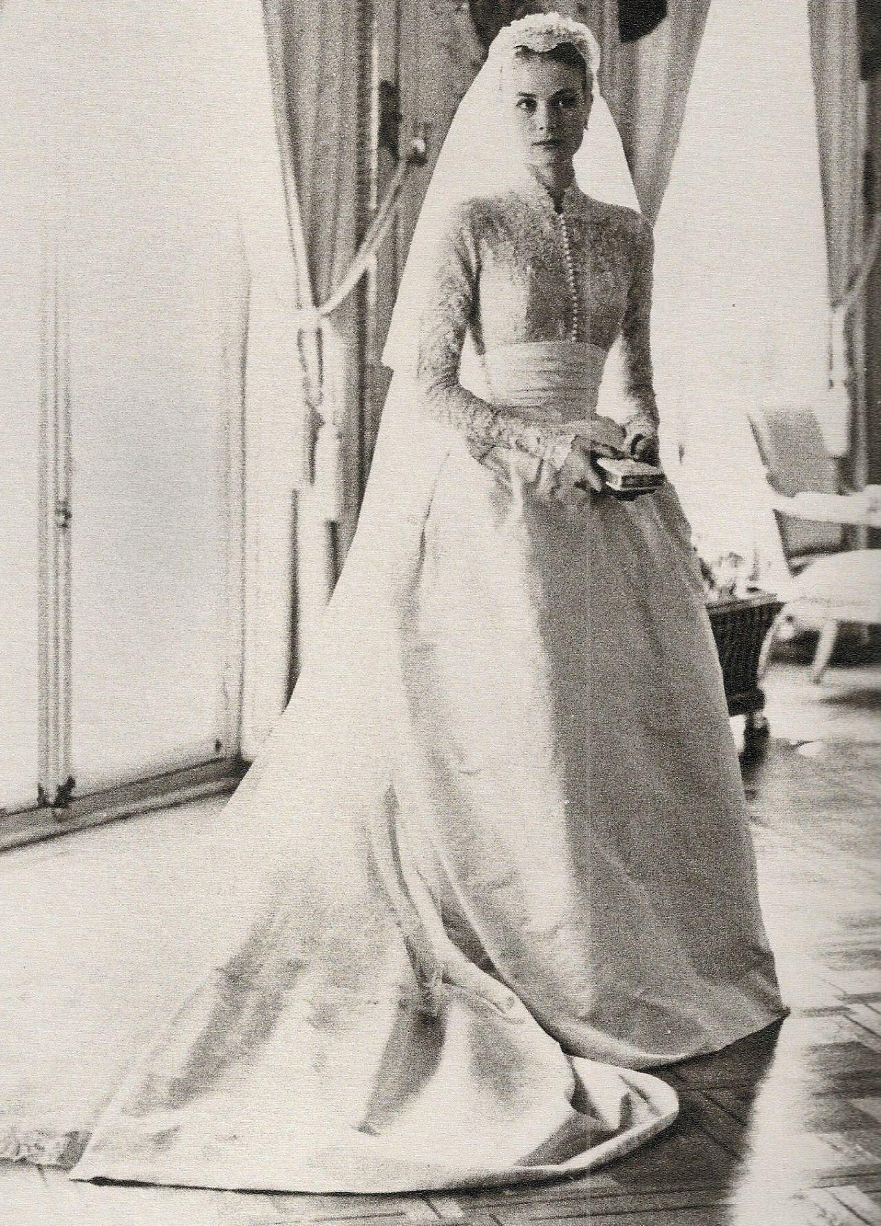 Grace Kelly,a fairytale´s princess. | Always a Bridesmaid ...