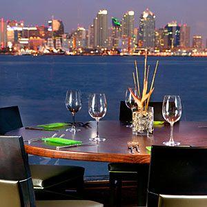 C Level Restaurant San Diego Restaurants Downtown San Diego San Diego Travel