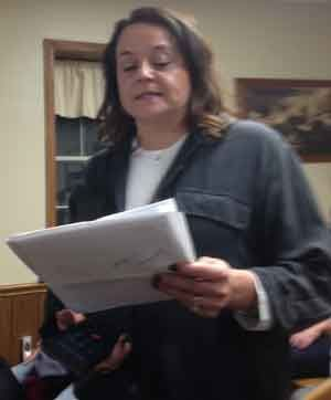 Former Medina Township employee spars with trustees after position eliminated