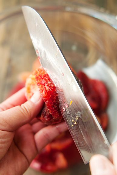 blood orange marmalade recipe | use real butter