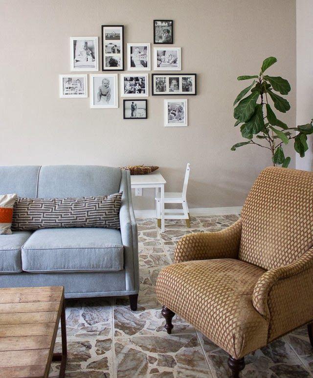 living room arrangements%0A Our Living Room