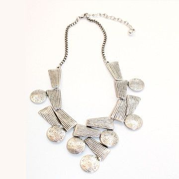 Abstract Shape Necklace