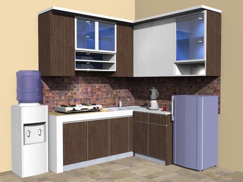 Bikin Dan Jual Kitchen Set Murah Bandung Model Dapur Desain Dapur Dapur
