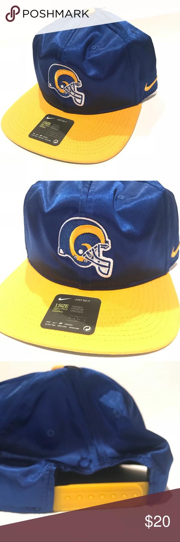 7c1edff3b New Nike Los Angeles Rams Snapback One Size Item is brand new ...