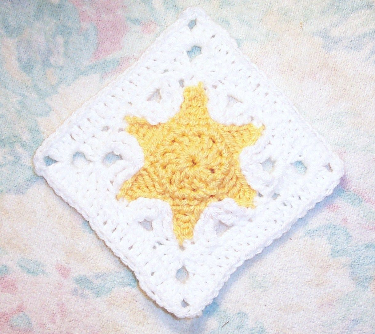 Image result for 6 pointed star squares afghan crochet pattern ...